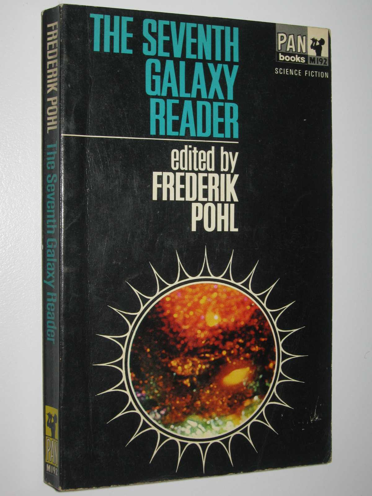 Image for The Seventh Galaxy Reader