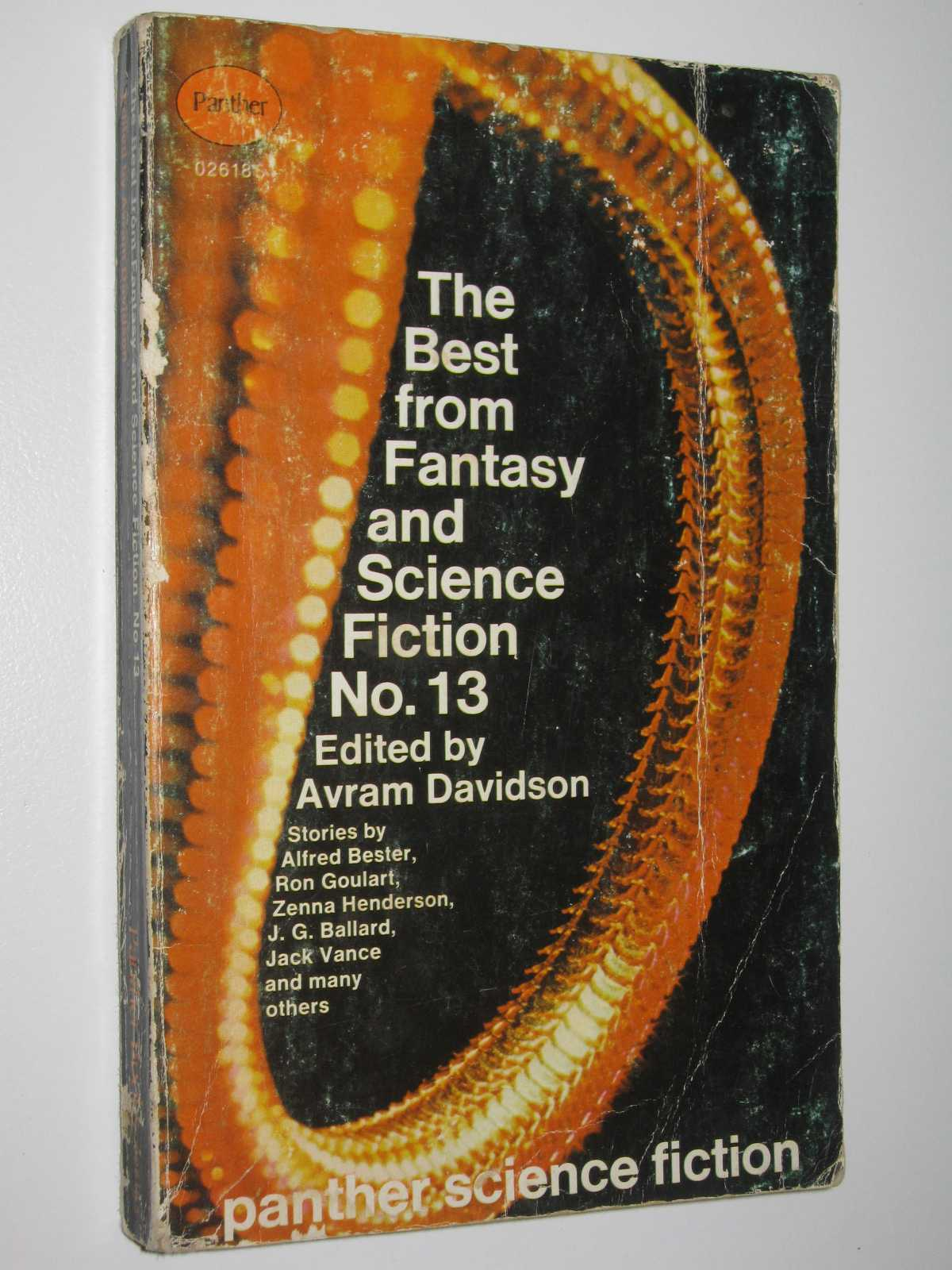Image for The Best from Fantasy and Science Fiction #13