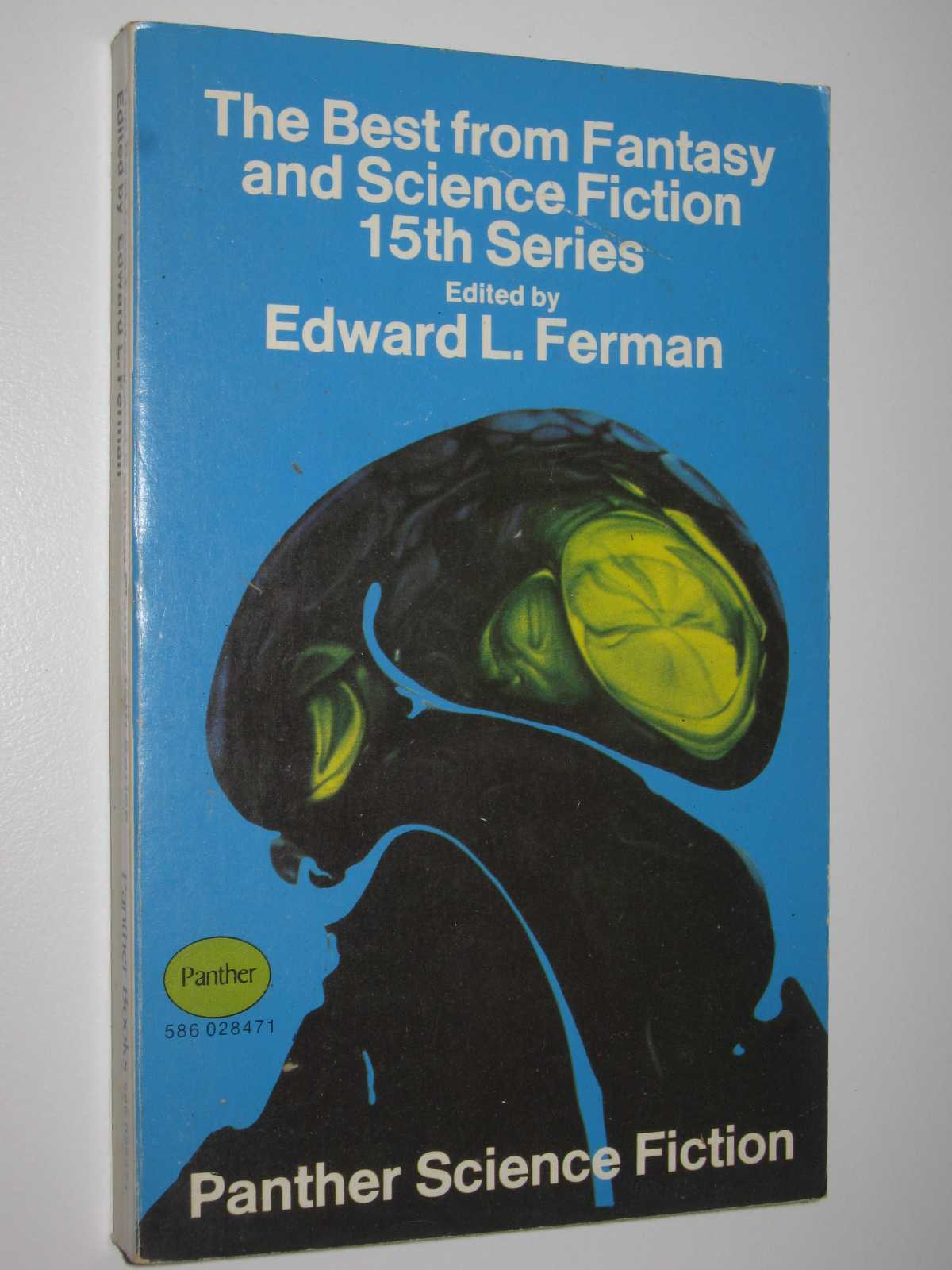 Image for The Best from Fantasy and Science Fiction Number 15