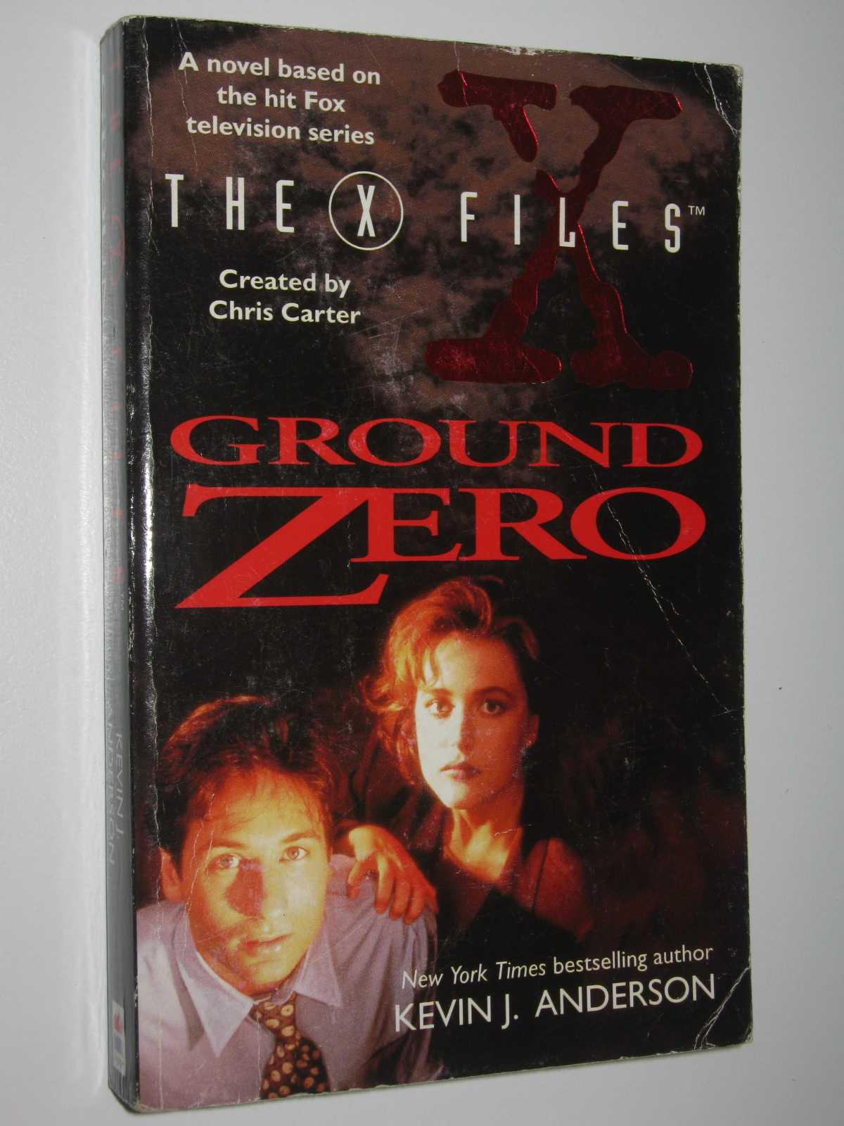 Image for Ground Zero - The X-Files Series