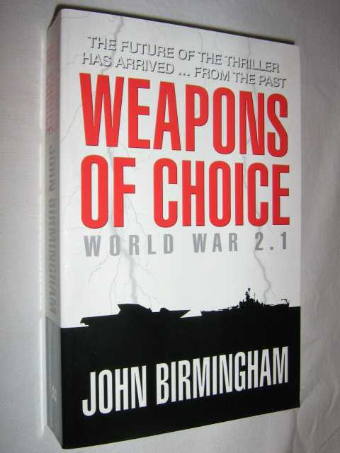 Image for Weapons of Choice : World War 2.1