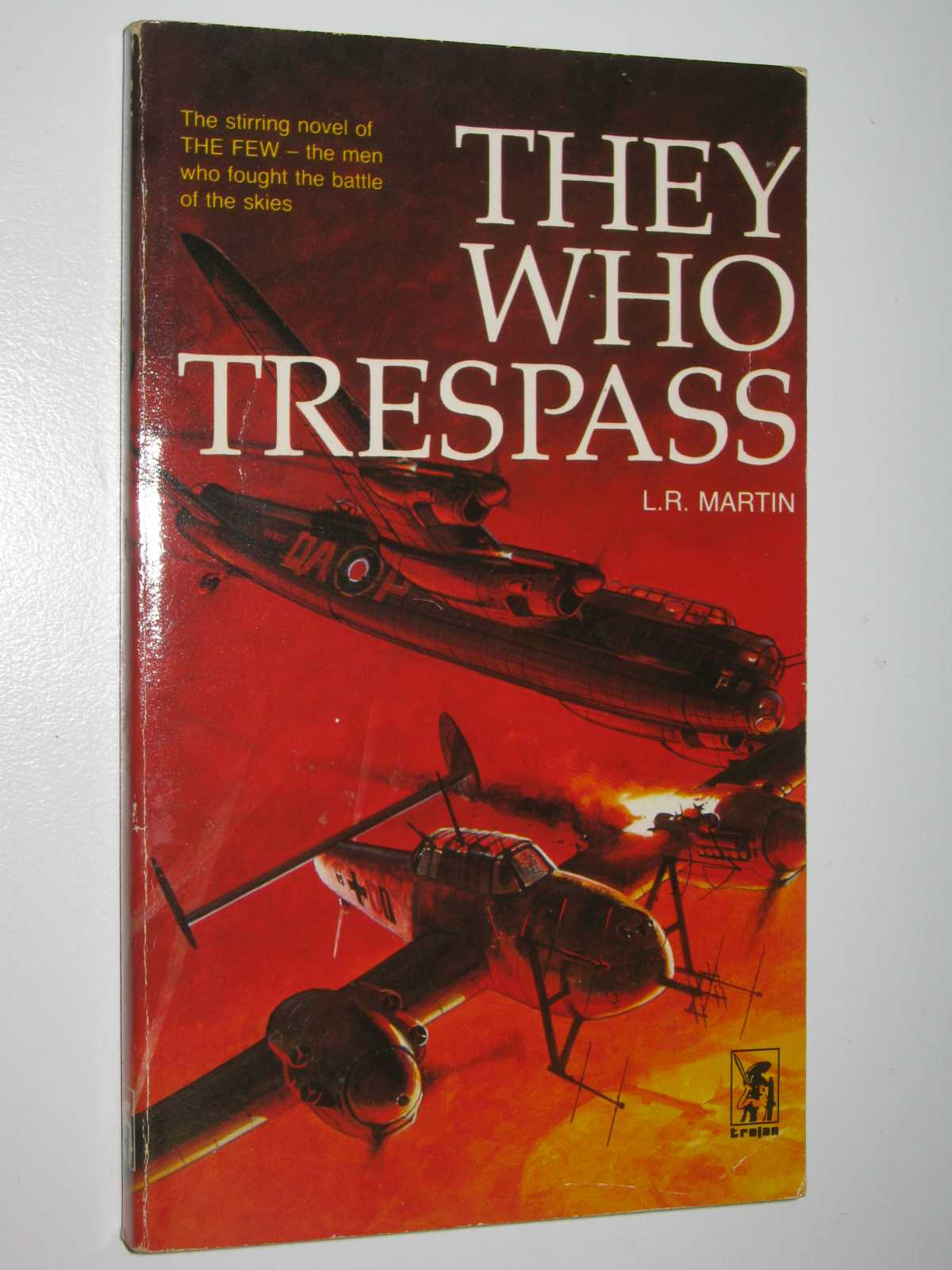 Image for They Who Trespass