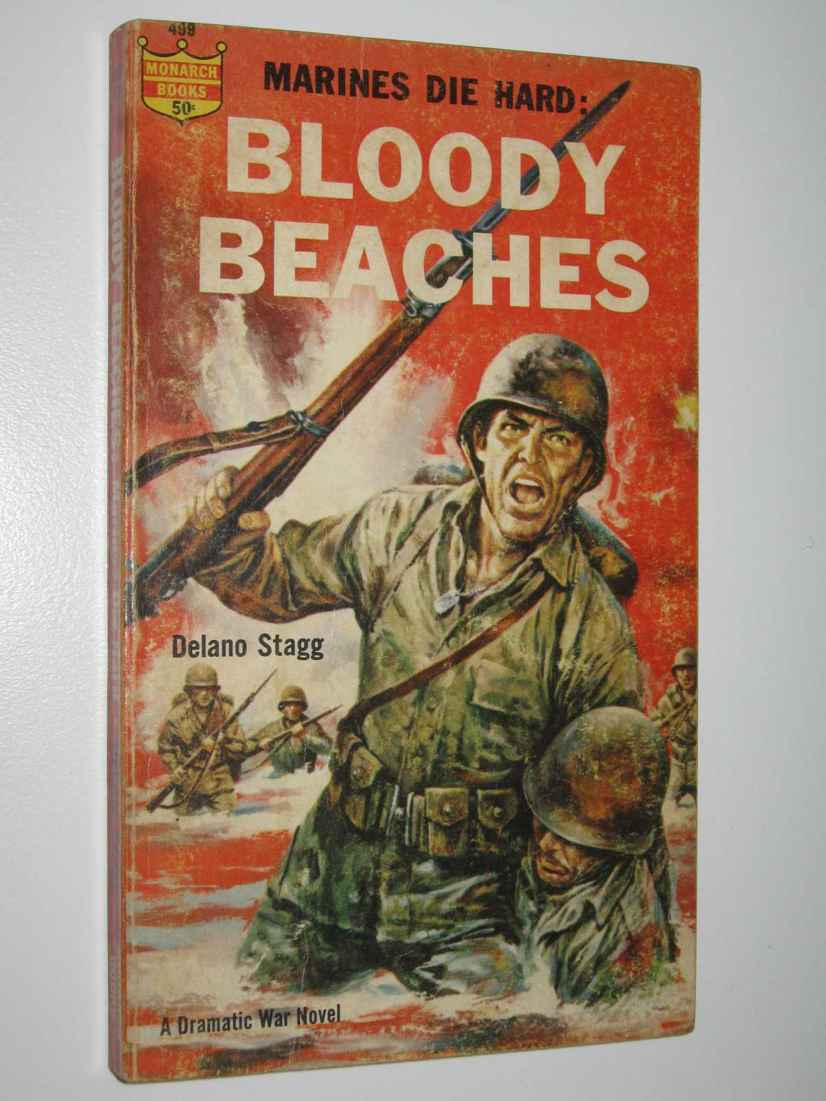 Image for Bloody Beaches : Marines Die Hard