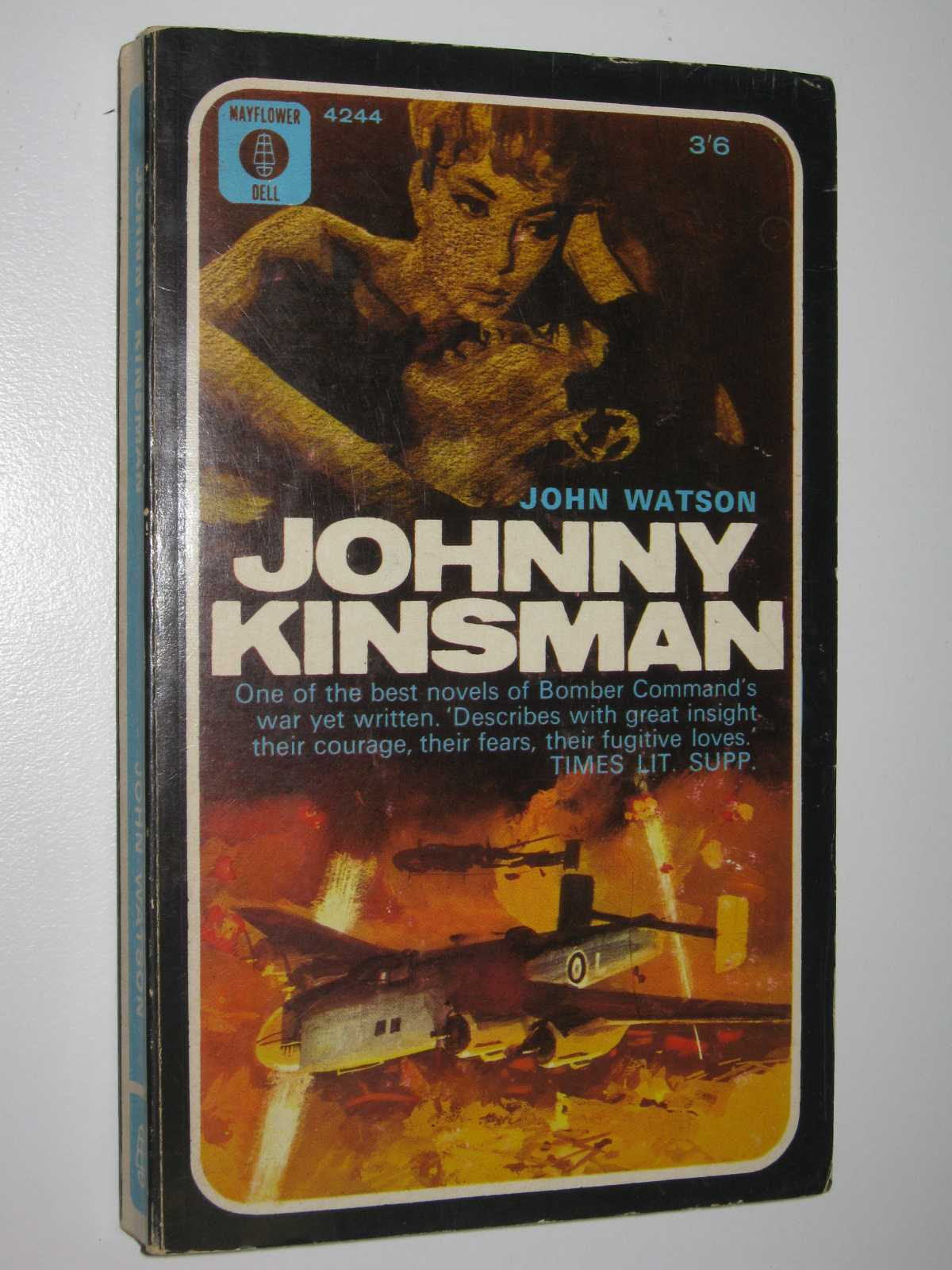 Image for Johnny Kinsman