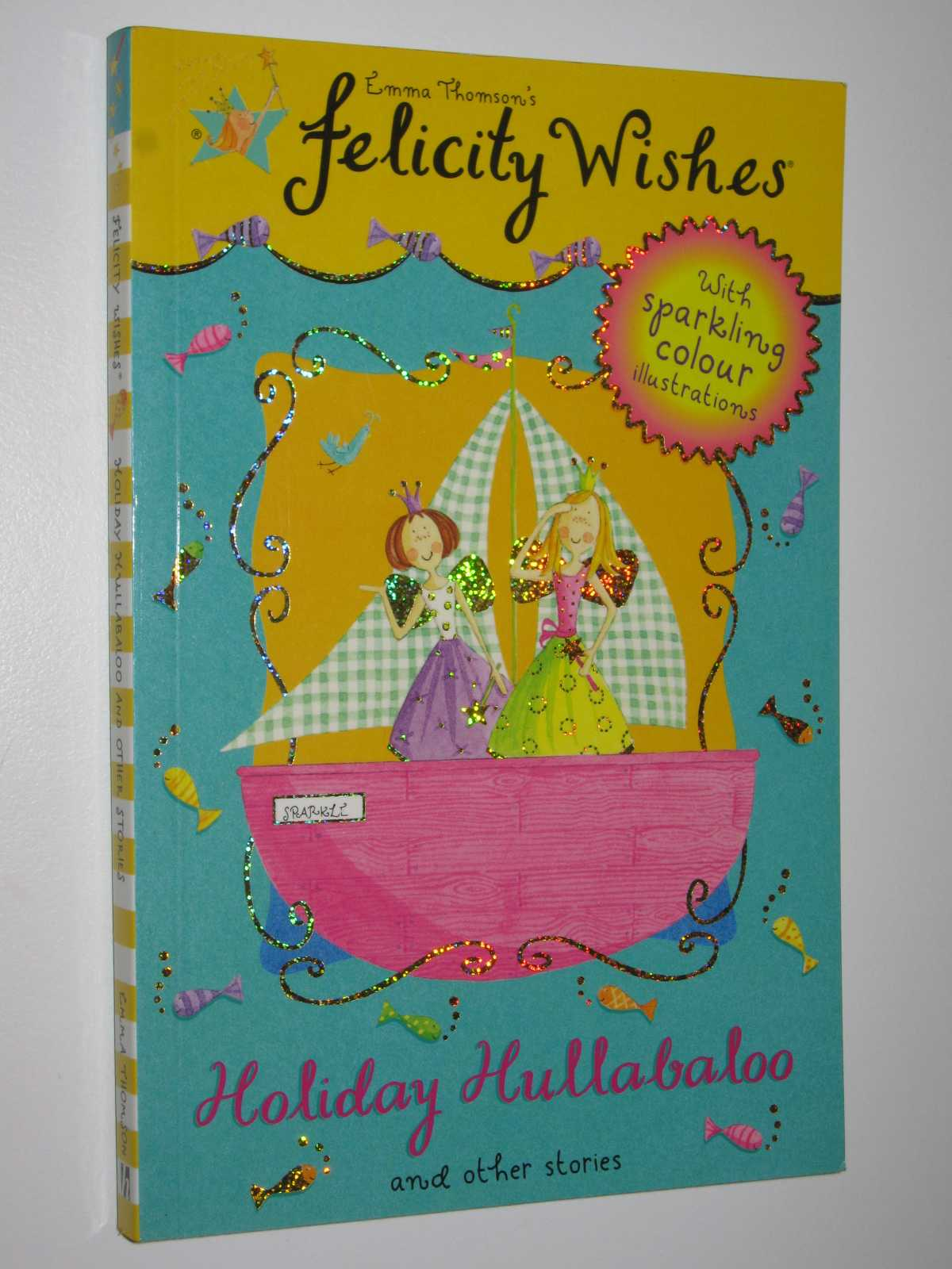 Image for Holiday Hullabaloo - Felicity Wishes Series