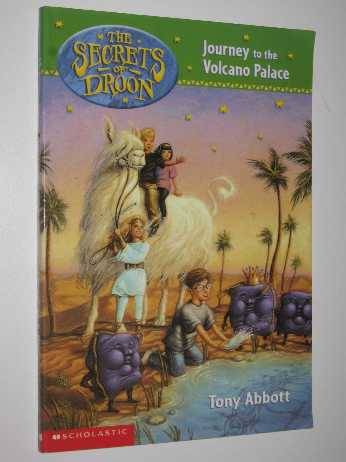 Image for Journey to the Volcano Palace - Secrets of Droon Series #2
