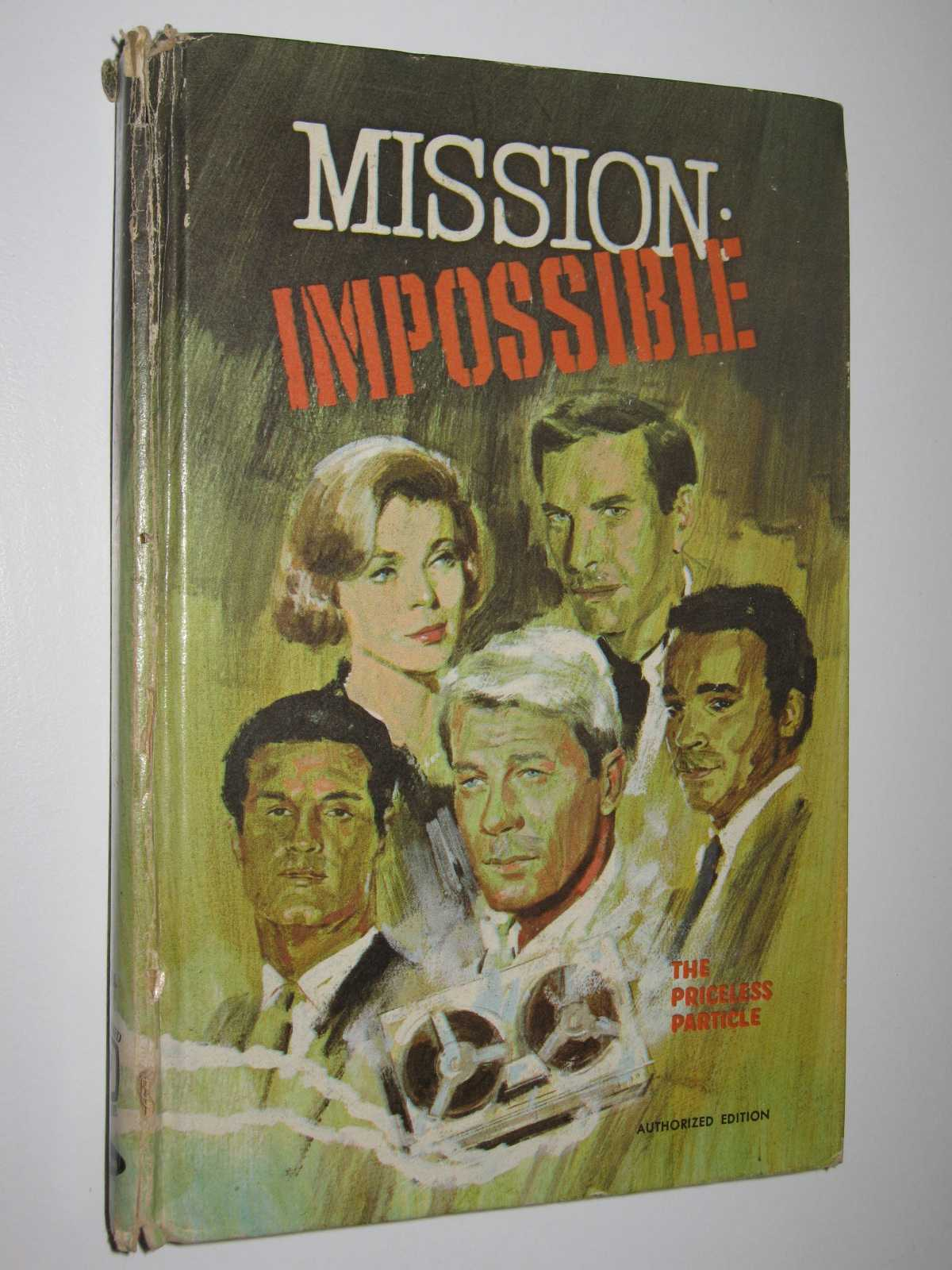 Image for The Priceless Particle - Mission: Impossible Series