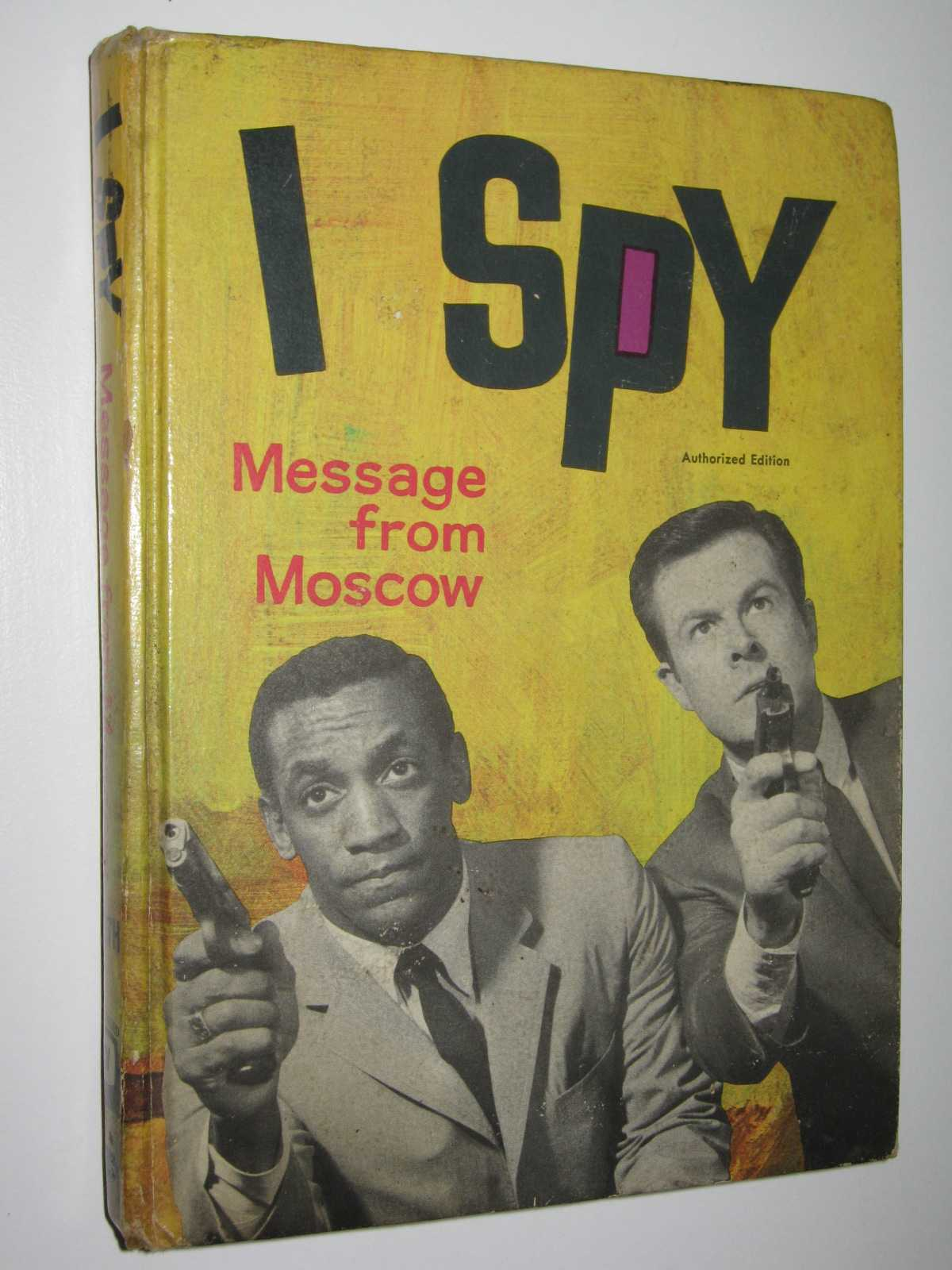 Image for I Spy: Message from Moscow