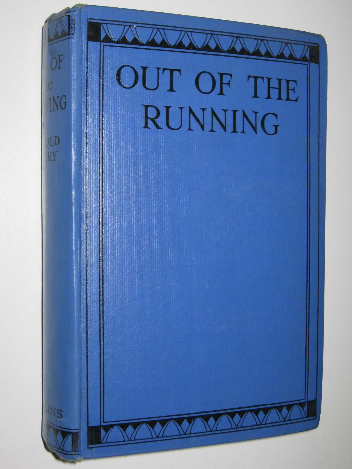 Image for Out of the Running