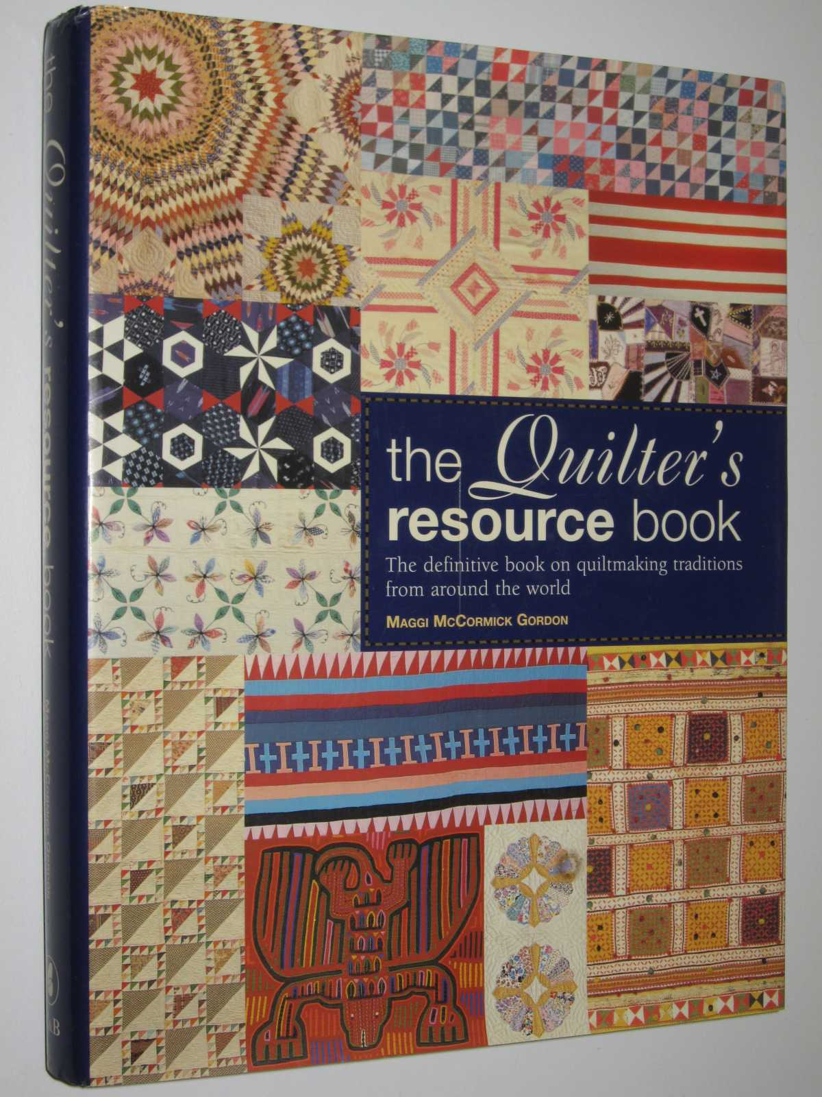 Image for The Quilter's Resource Book