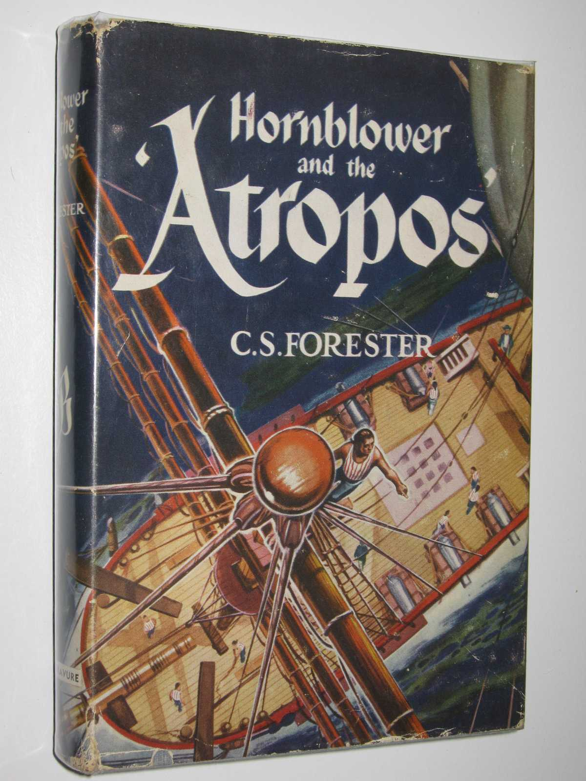 Image for Hornblower and the 'Atropos'