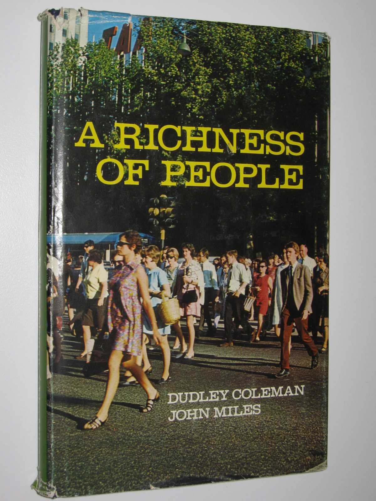 Image for A Richness Of People