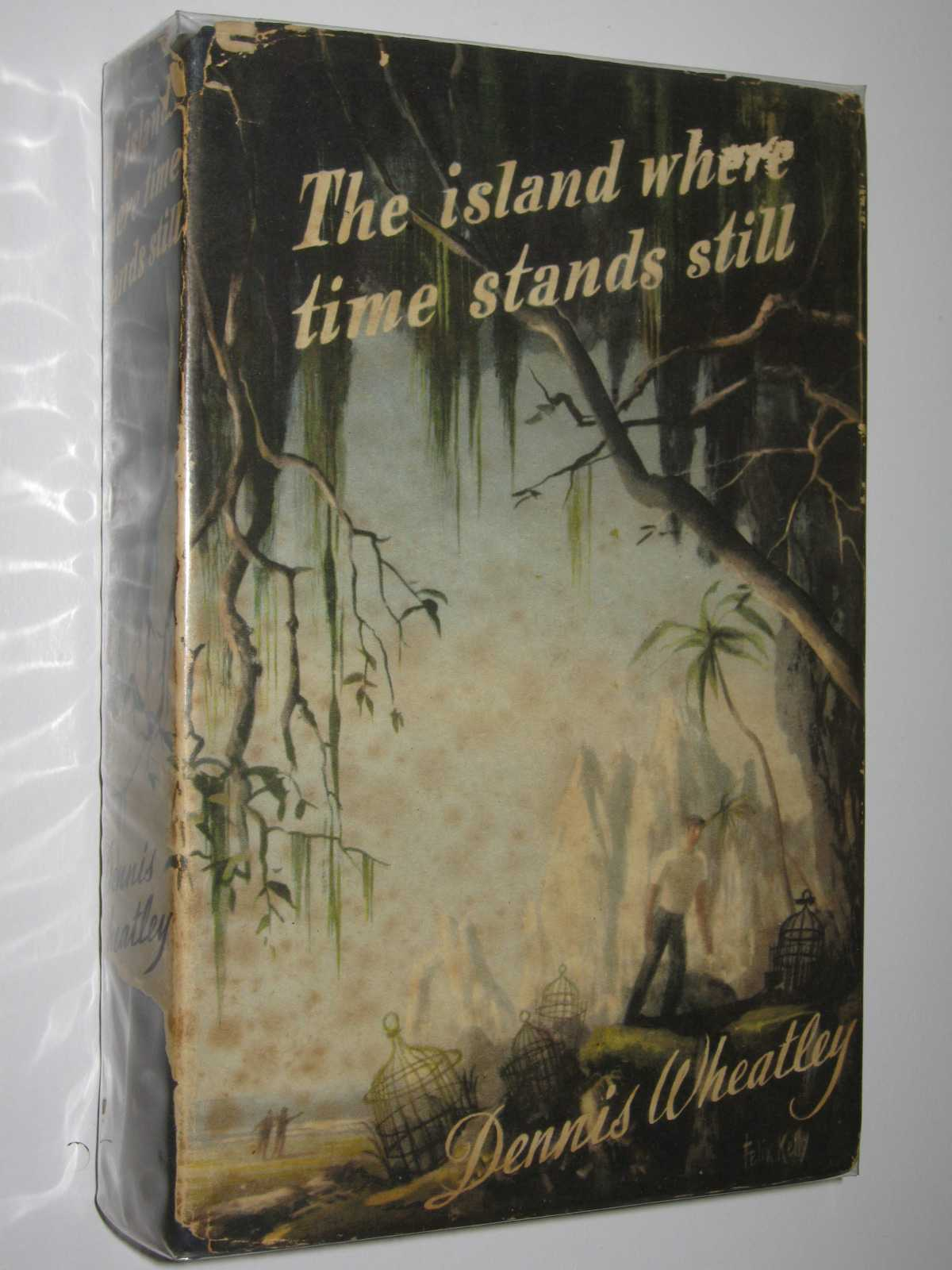 Image for The Island Where Time Stands Still - Gregory Sallust Series #8