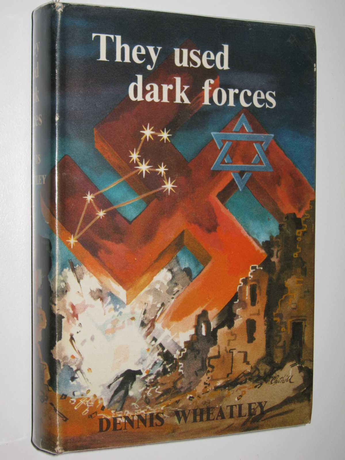 Image for They Used Dark Forces - Gregory Sallust Series #10