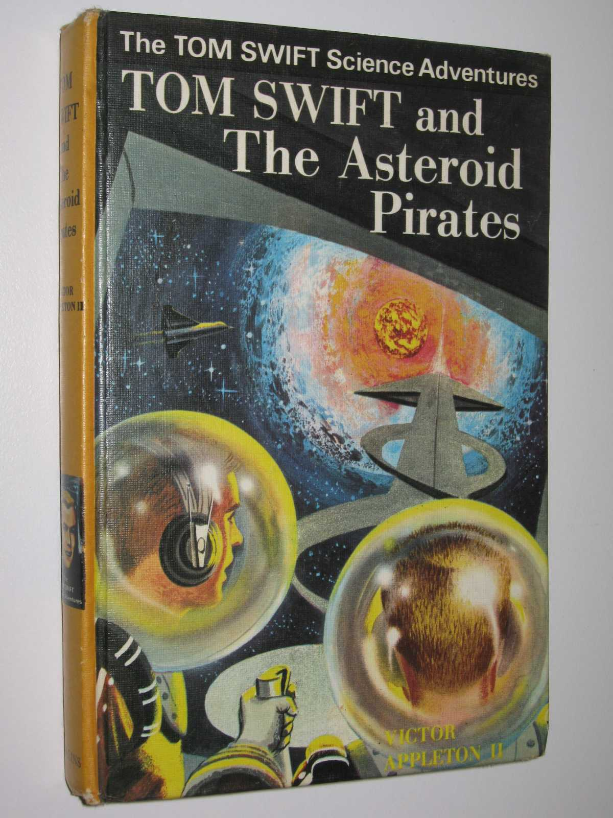 Image for Tom Swift and the Asteroid Pirates