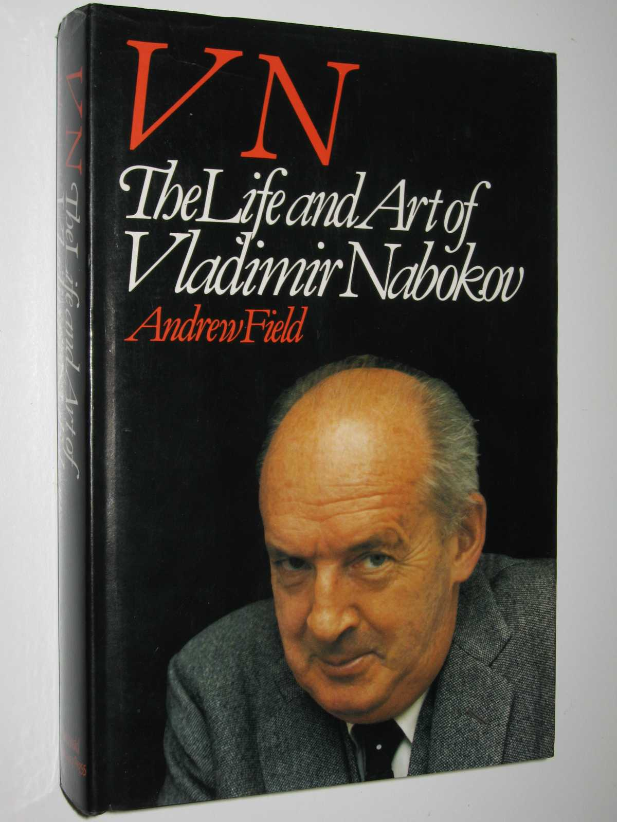 Image for VN: The Life and Art of Vladimir Nabokov