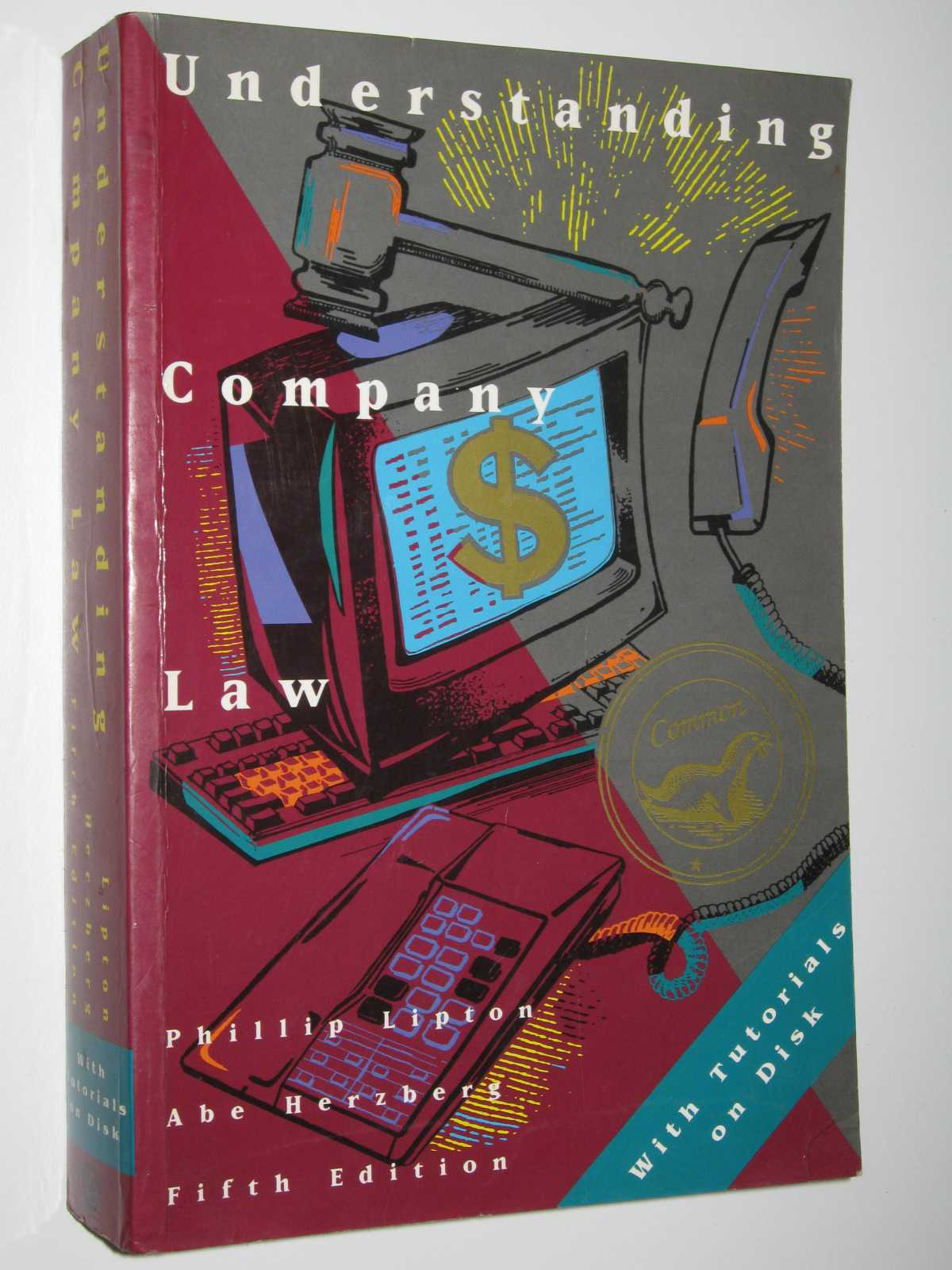 Image for Understanding Company Law