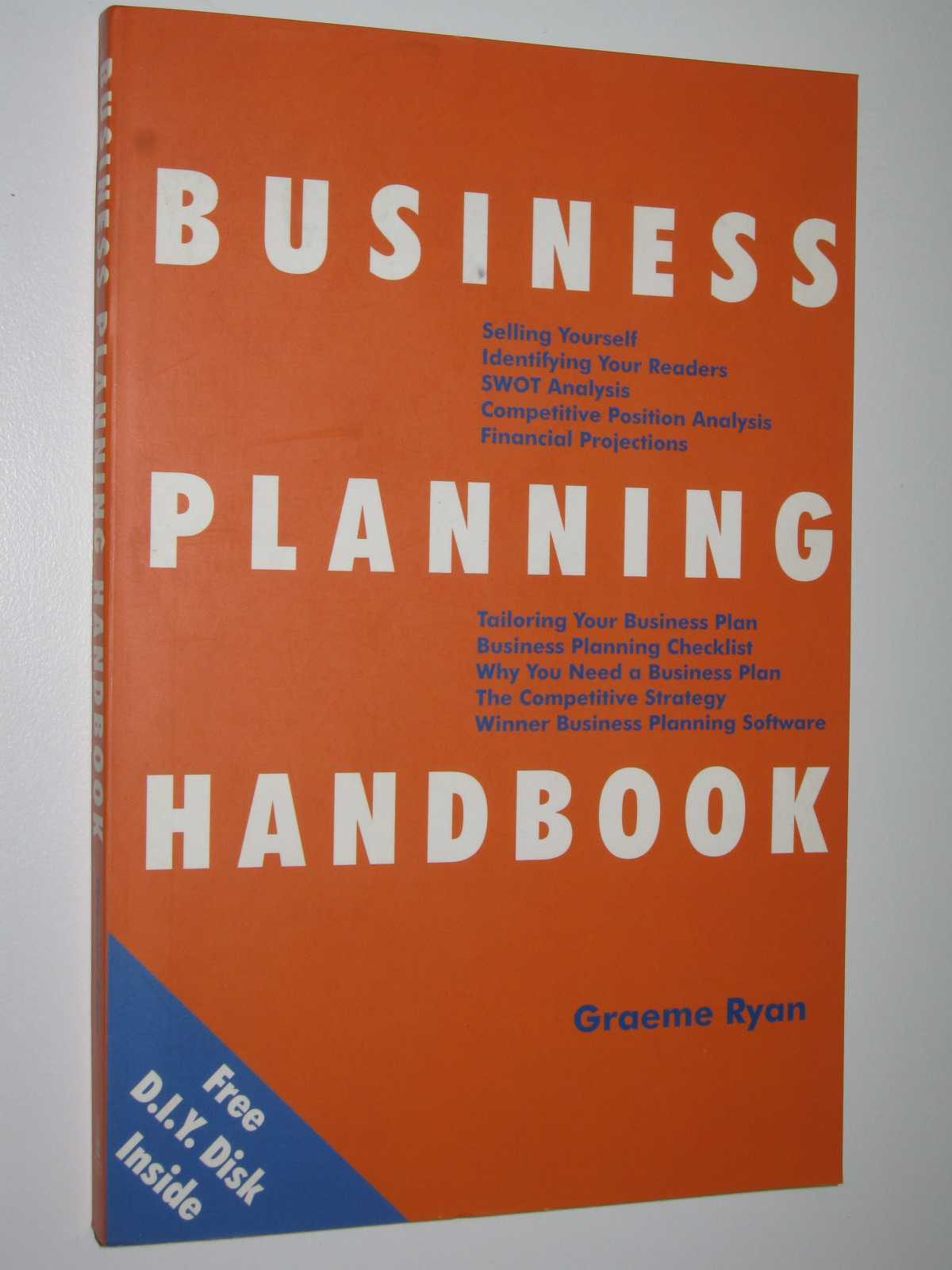 Image for Business Planning Handbook