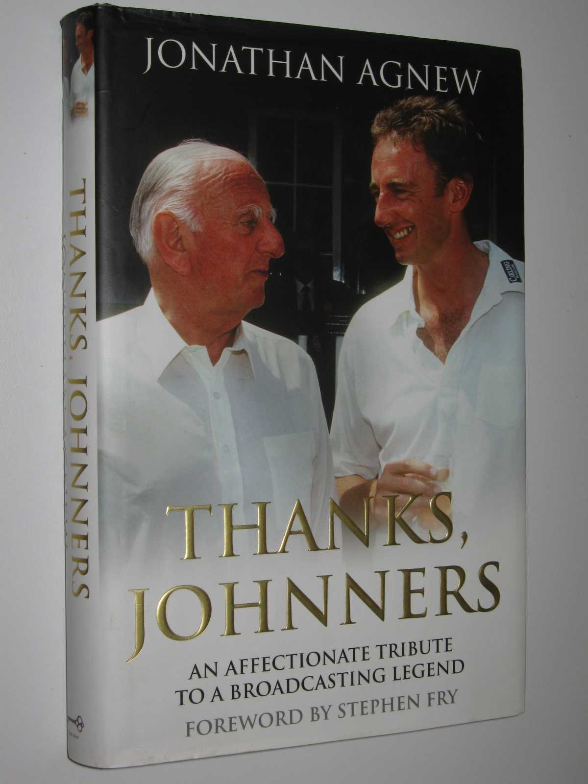 Image for Thanks Johnners : An Affectionate Tribute to a Broadcasting Legend