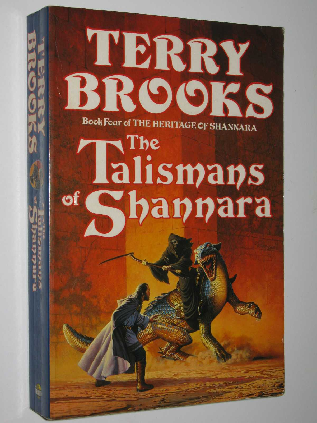 Image for The Talismans Of Shannara - The Heritage of Shannara Series #4