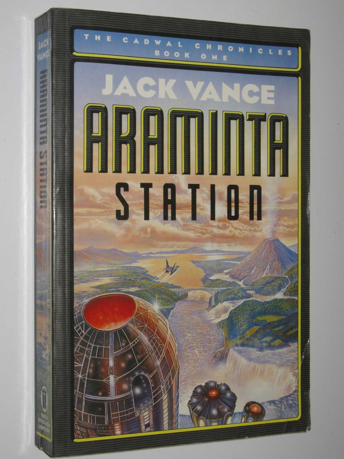 Image for Araminta Station - The Cadwel Chronicles #1
