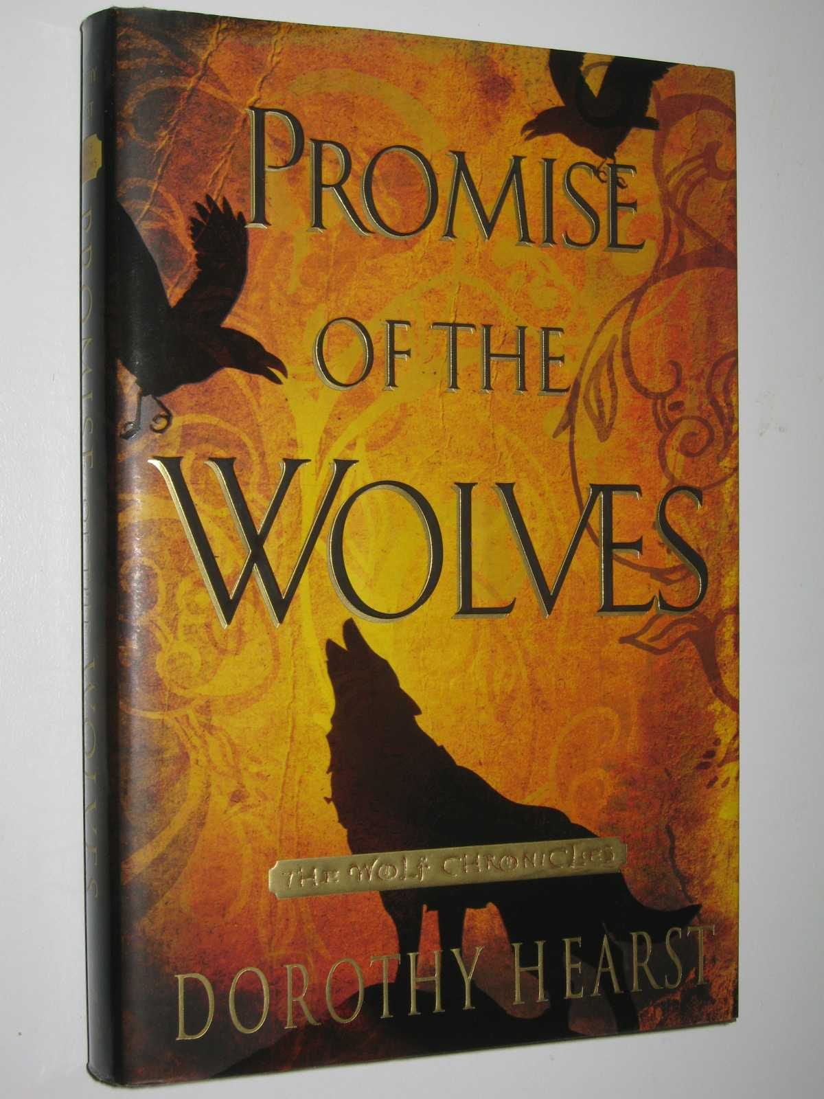 Image for Promise of the wolves : The Wolf Chronicles