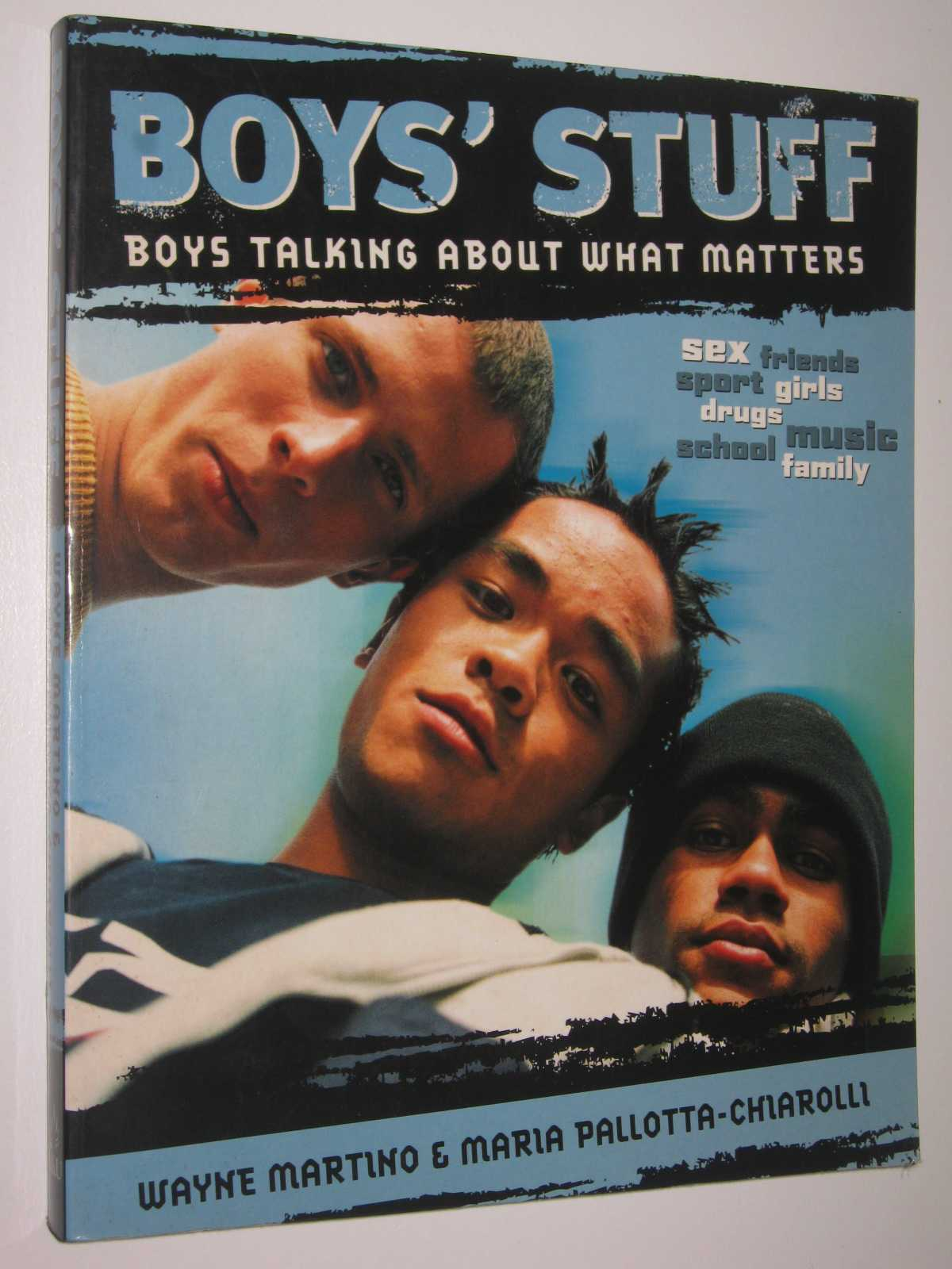 Image for Boy's Stuff : Boys Talking About What Matters