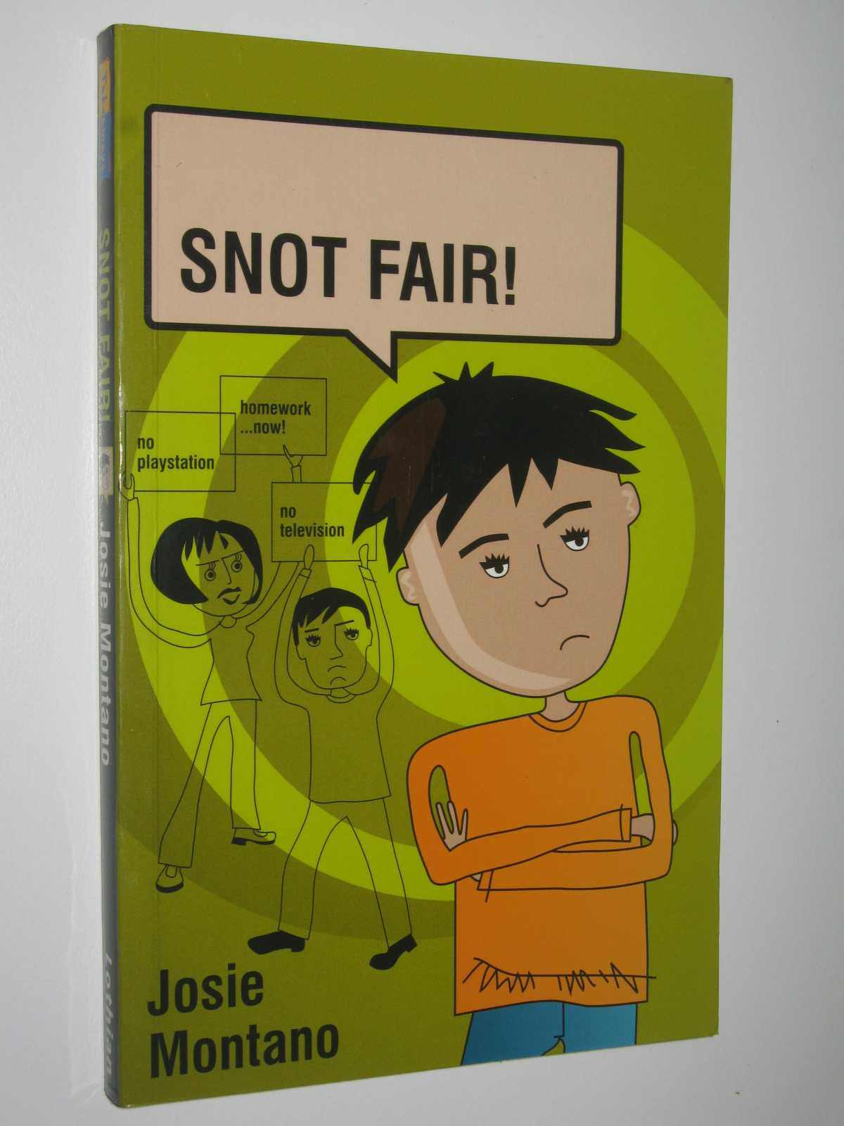 Image for Snot Fair!