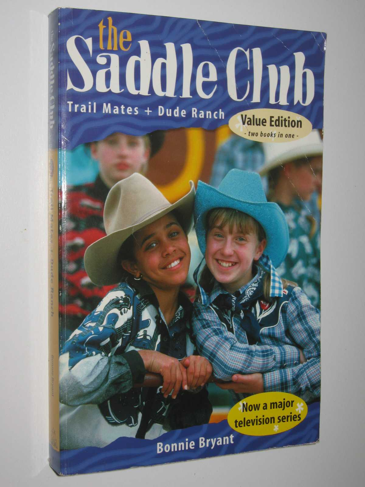 Image for Trail Mates + Dude Ranch - The Saddle Club Series