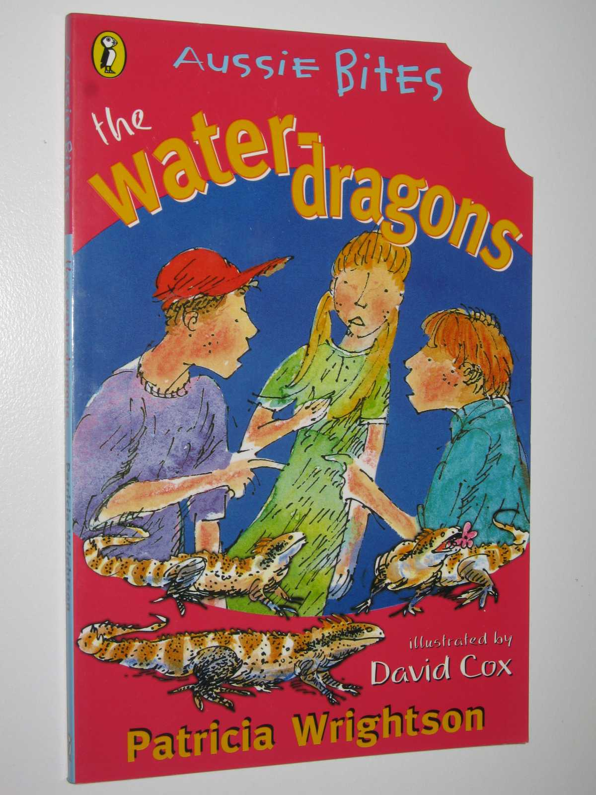 Image for The Water-Dragons - Aussie Bites Series