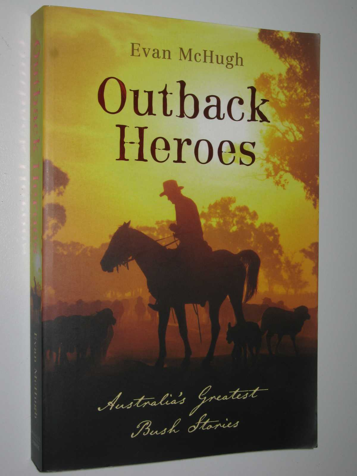 Image for Outback Heroes : Australia's Greatest Bush Stories