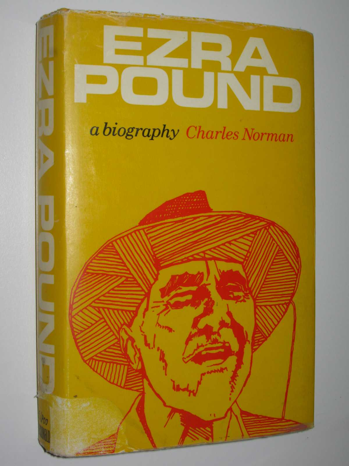 Image for Ezra Pound : A Biography