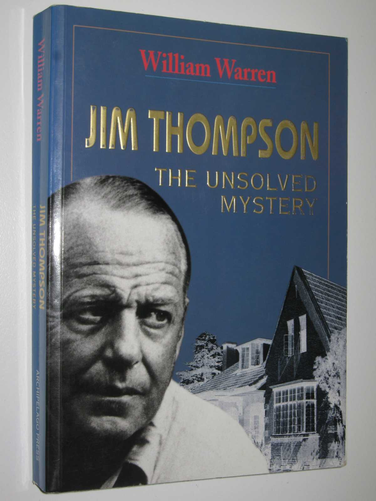 Image for Jim Thompson: The Unsolved Mystery