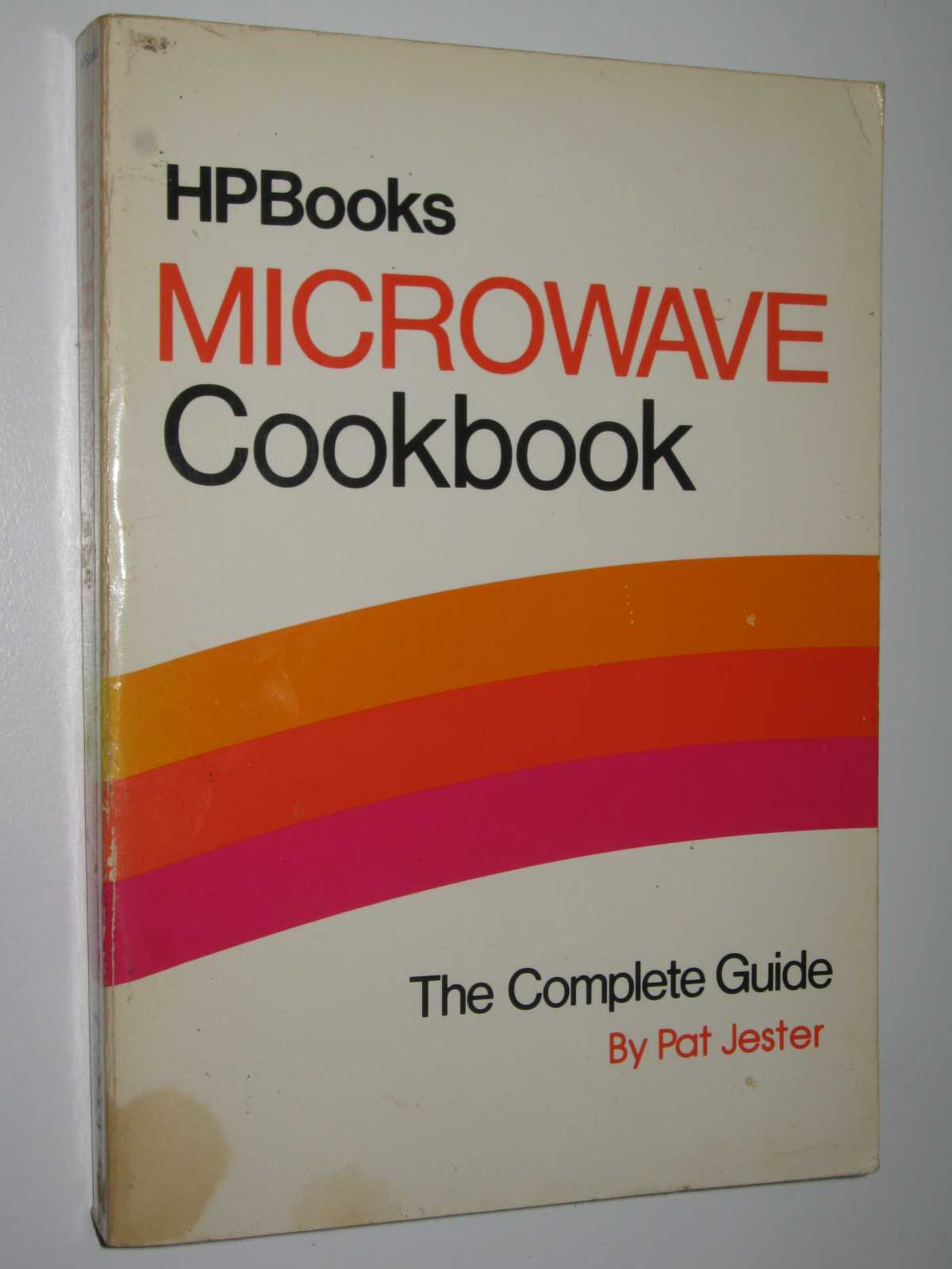 Image for Microwave Cookbook: The Complete Guide