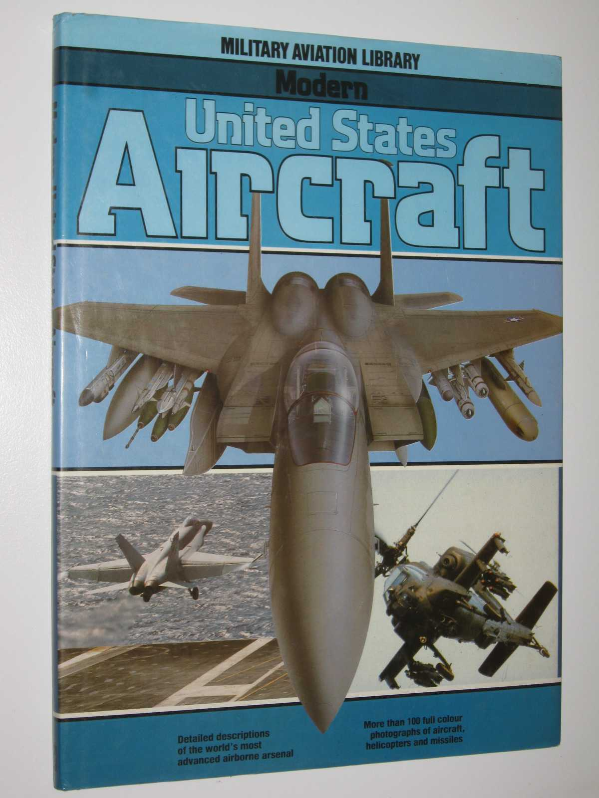 Image for Modern United States Aircraft - Military Aviation Library Series