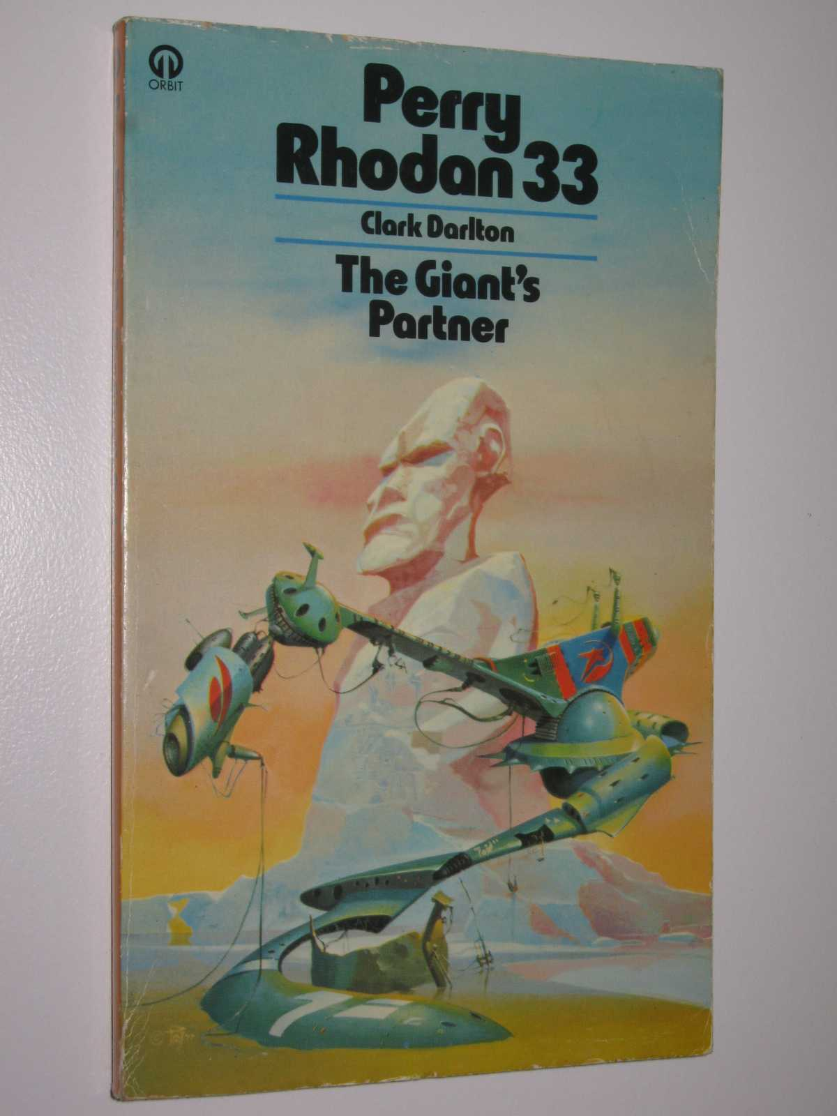 Image for The Giant's Partner - Perry Rhodan Series #33