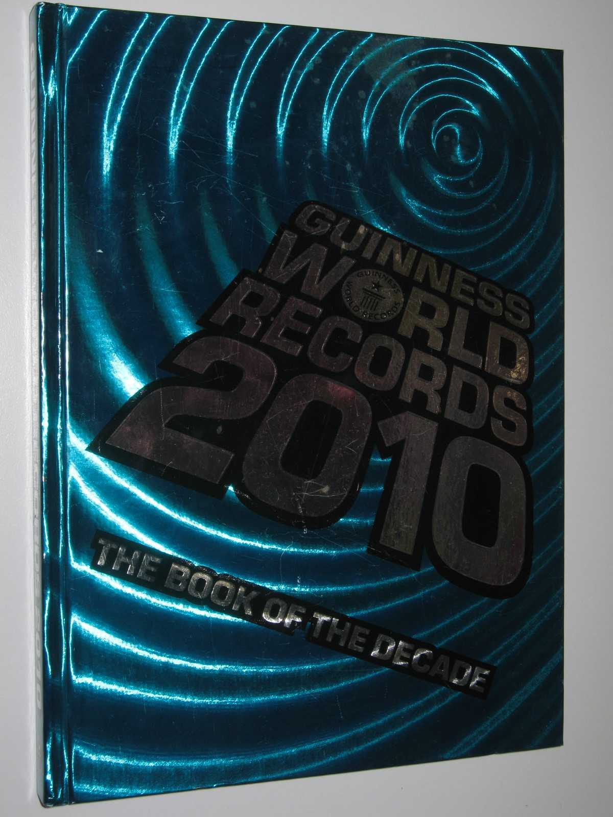Image for Guinness World Records 2010