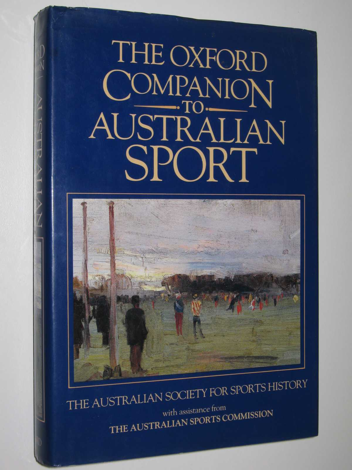 Image for The Oxford Companion to Australian Sport