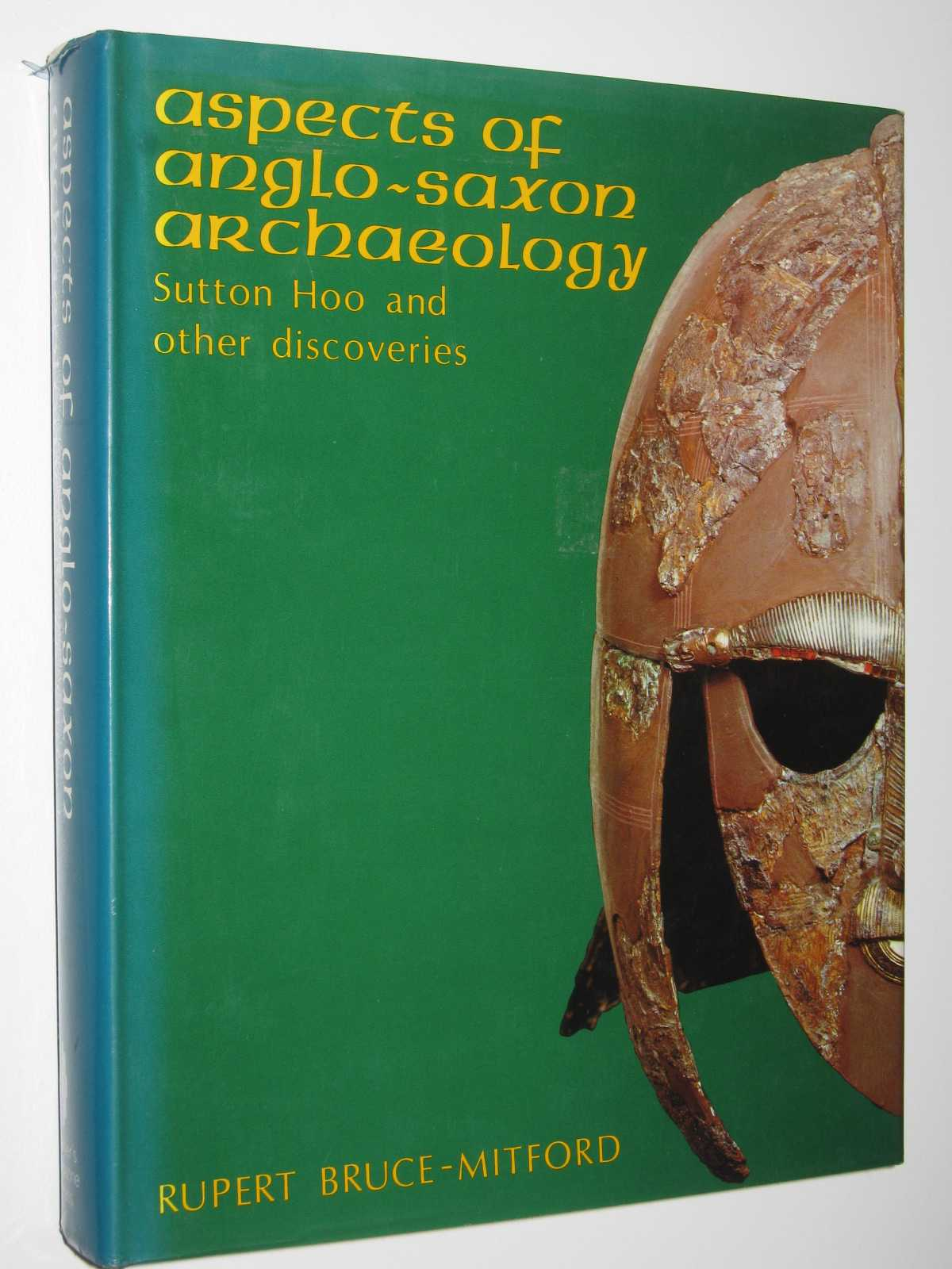 Image for Aspects of Anglo-Saxon Archaeology : Sutton Hoo and Other Discoveries