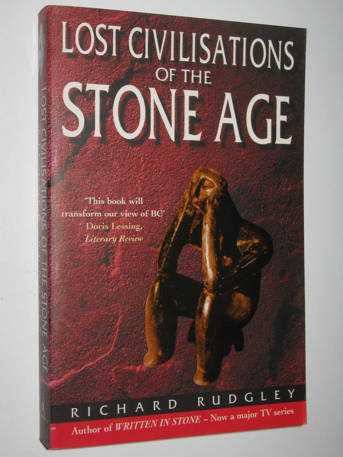 Image for Lost Civilisations of the Stone Age