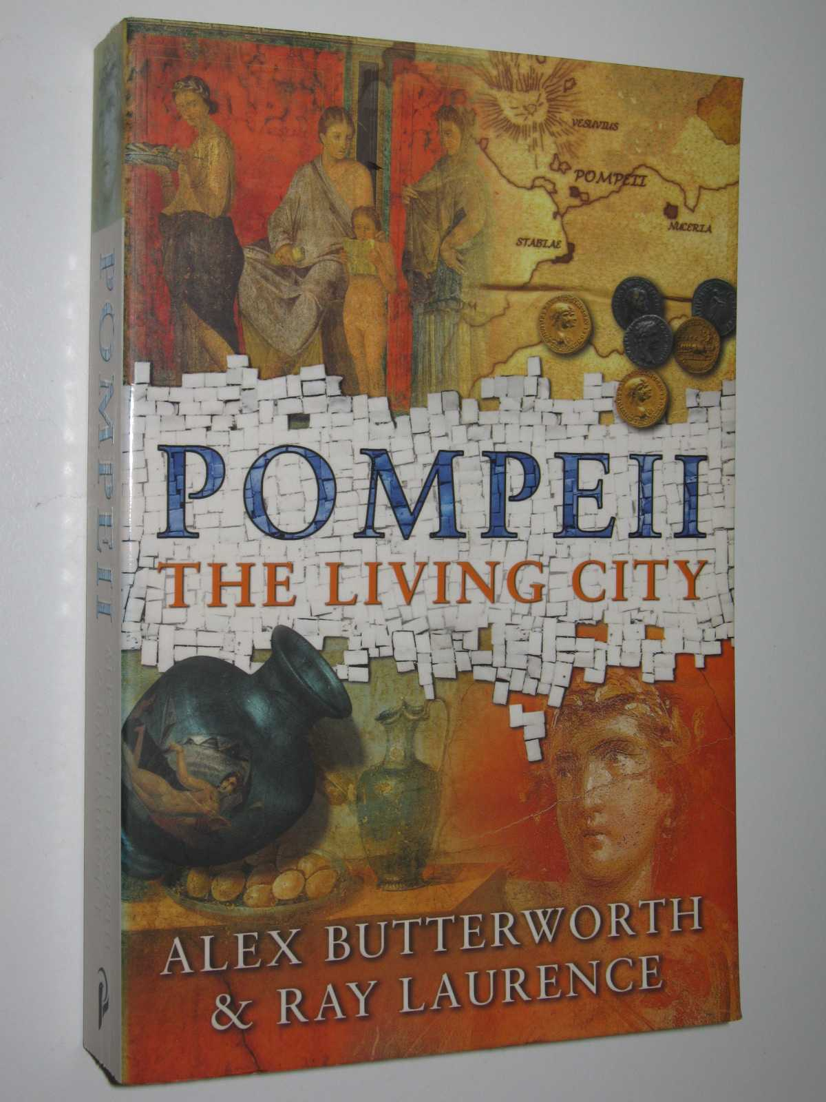 Image for Pompeii, the Living City
