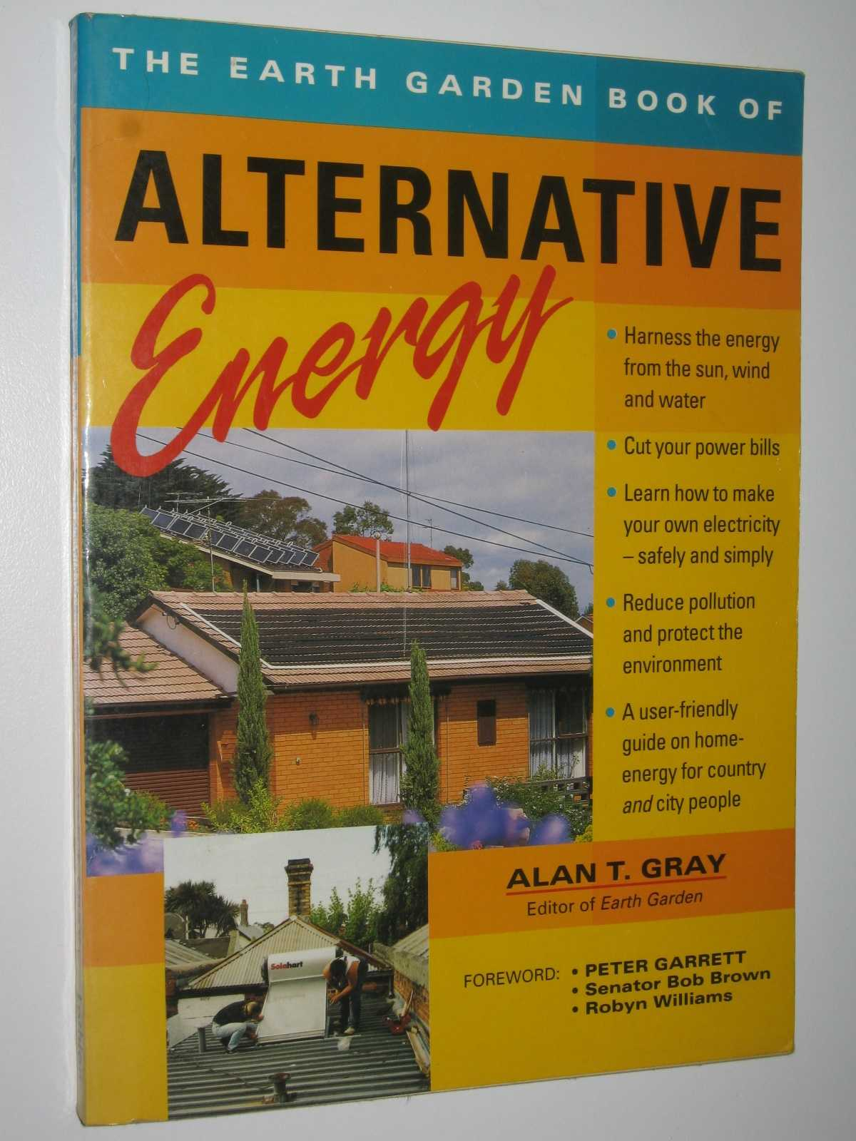 Image for The Earth Garden Book of Alternative Energy
