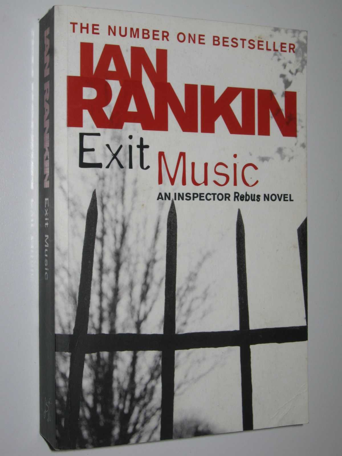 Image for Exit Music - Inspector John Rebus Series