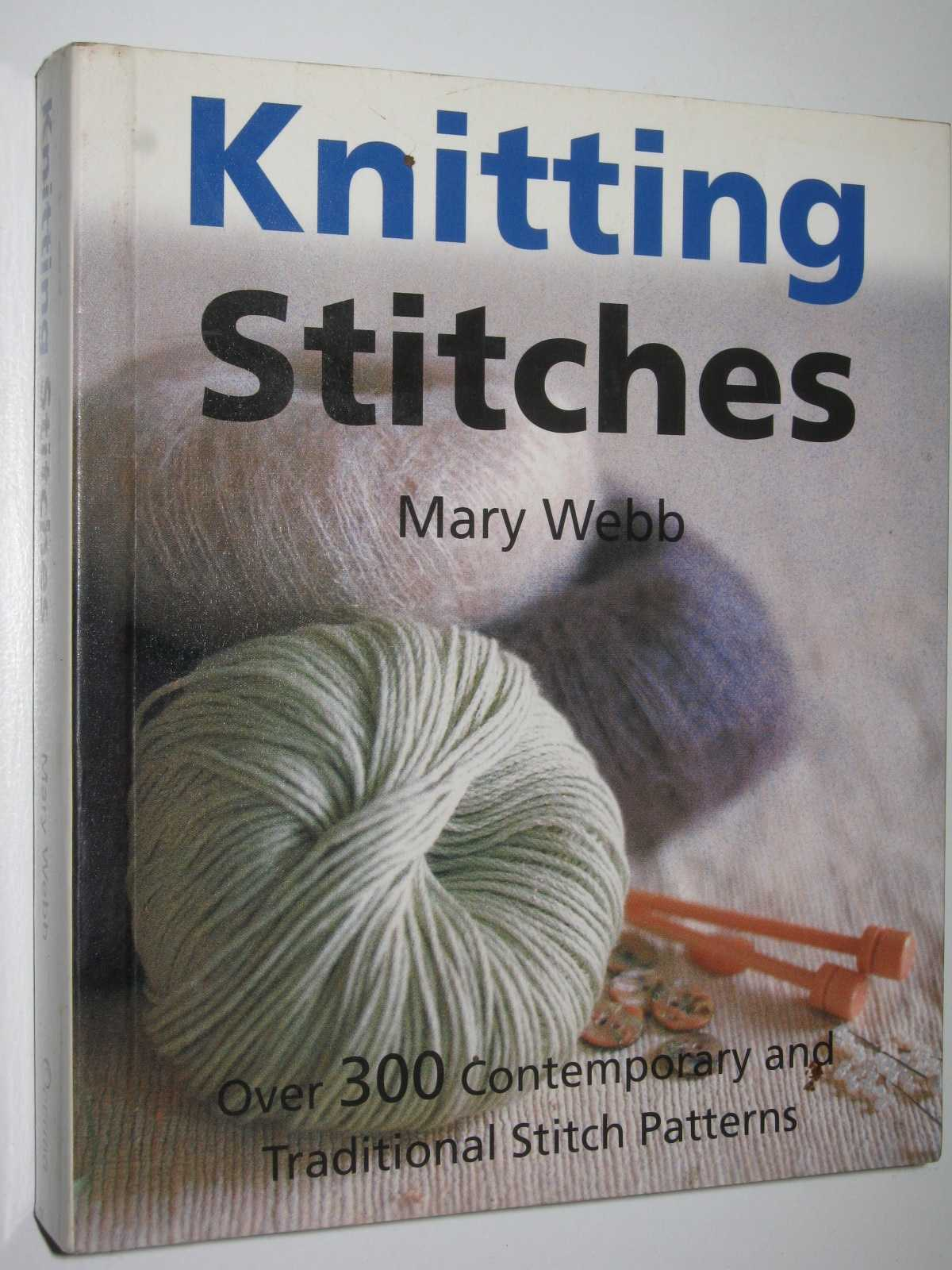 Image for Knitting Stitches : Over 300 Contemporary Traditional Stitch Patterns