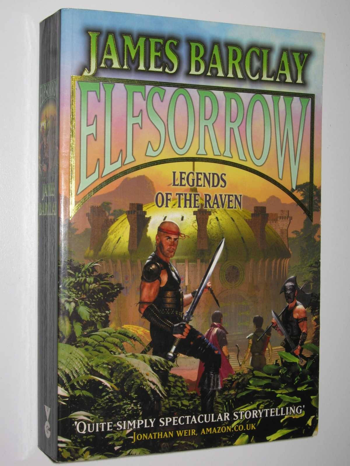 Image for Elfsorrow - Legends of the Raven Series #1