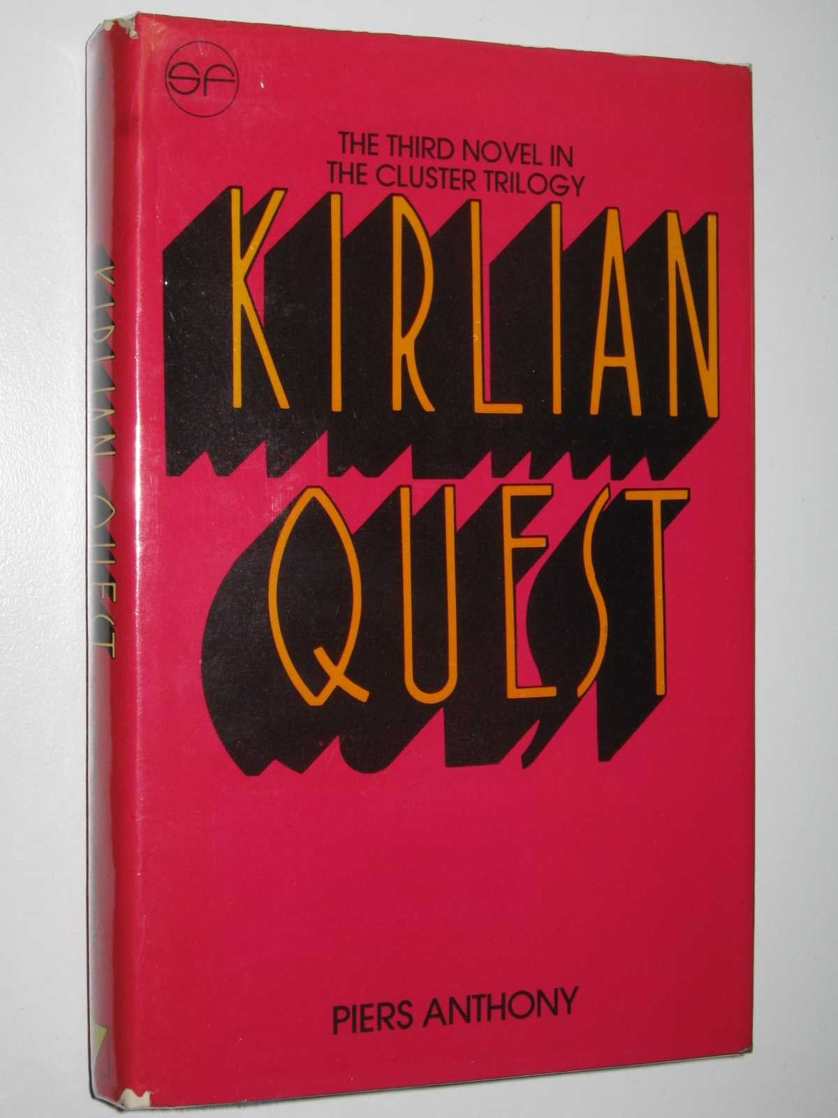 Image for Kirlian Quest - Cluster Series #3