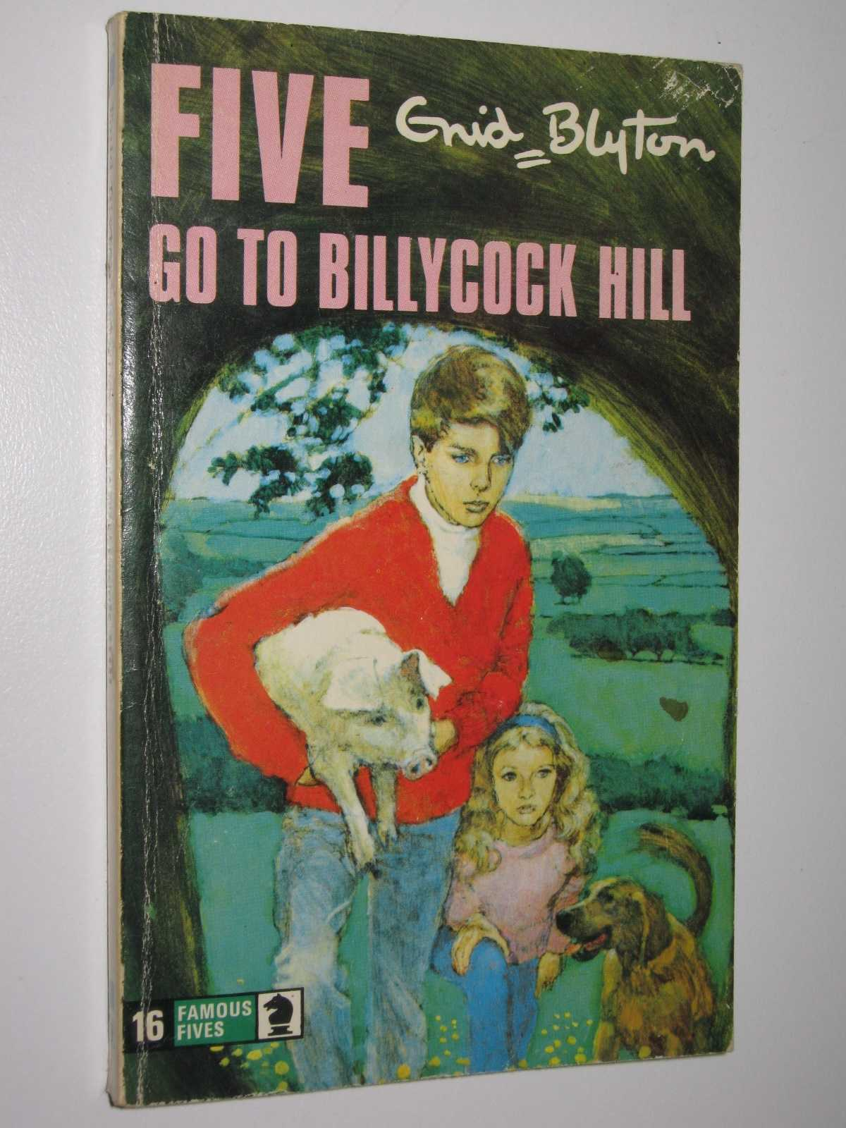 Image for Five Go To Billycock Hill