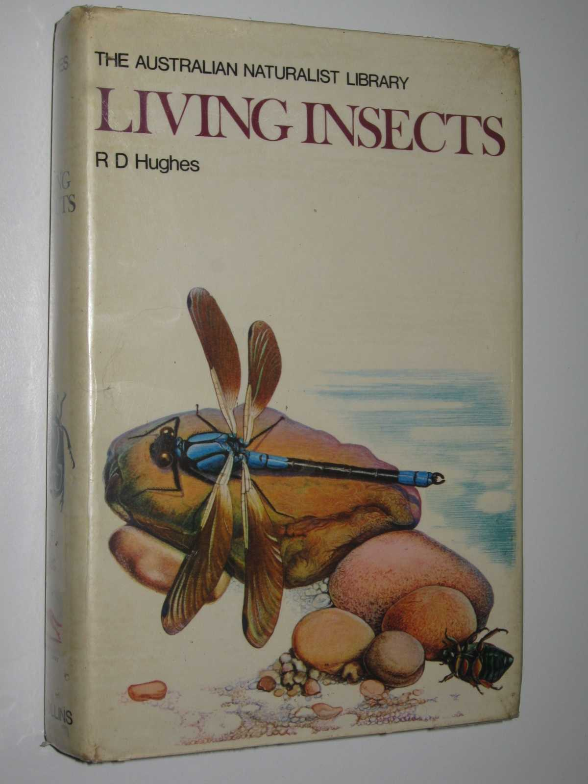 Image for Living Insects - Australian Naturalist Library Series