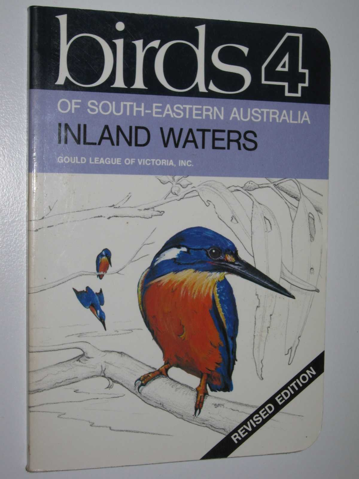 Image for Birds of South-Eastern Australia Vol 4 : Inland Waters