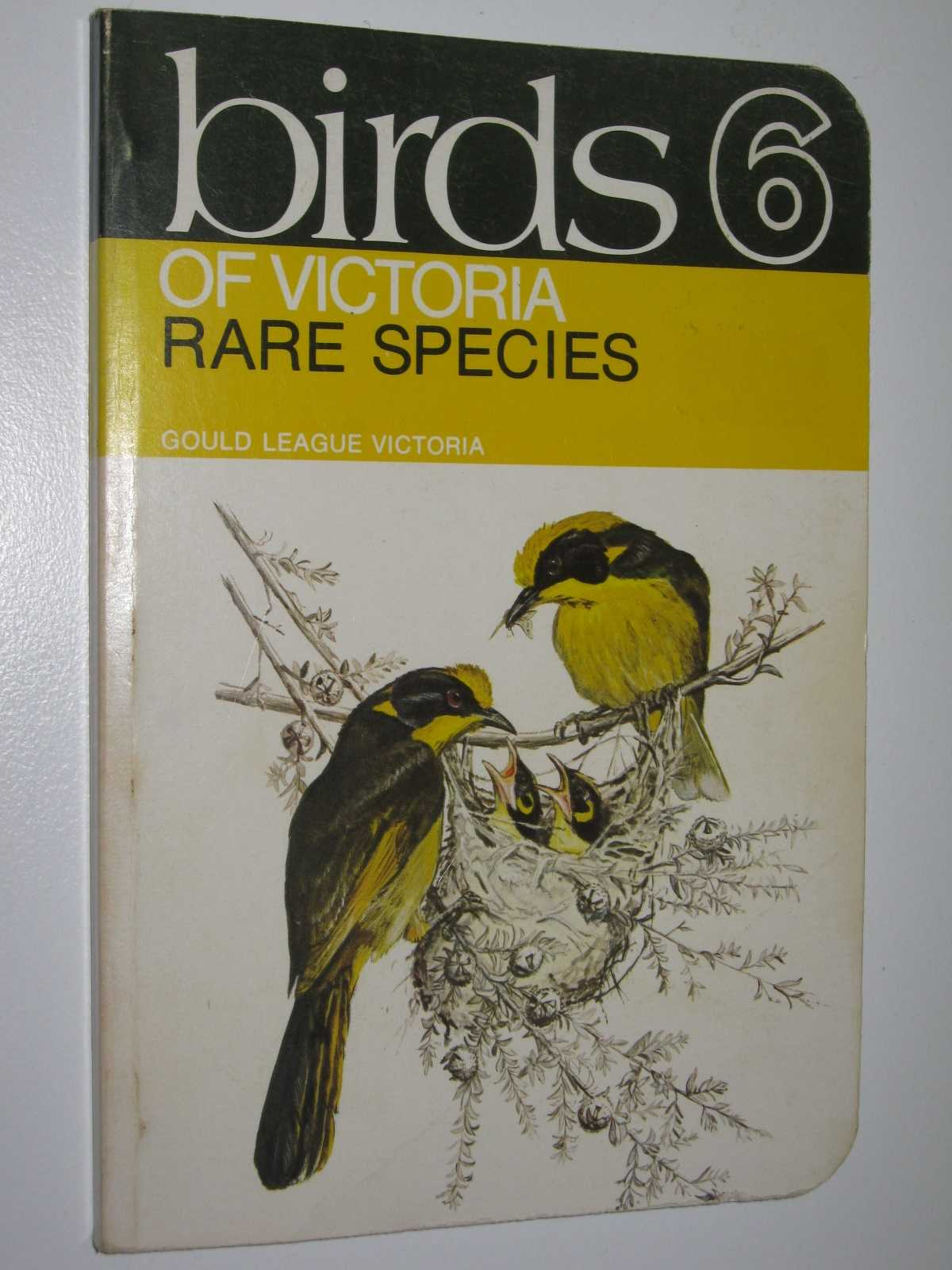 Image for Birds of South-Eastern Australia Vol 6 : Rare Species